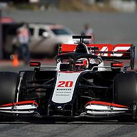 19.02.2020, Circuit de Catalunya, Barcelona, Formel 1 Testfahrten 2020 in Barcelona<br /> , im Bild<br />Kevin Magnussen (DNK#20), Rich Energy Haas F1 Team<br /> <br /> Foto © nordphoto / Bratic