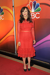 March 8, 2018 - New York, NY, USA - March 8, 2018  New York City..Rosie Perez attending arrivals for the 2018 NBC NY Midseason Press Junket at Four Seasons Hotel on March 8, 2018 in New York City. (Credit Image: © Kristin Callahan/Ace Pictures via ZUMA Press)