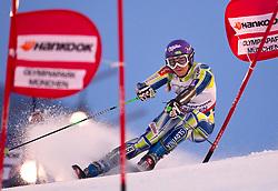 SKI ALPIN: Weltcup, Parallel-Slalom, Damen, Muenchen, 02.01.2011<br /> Tina MAZE (SLO)<br /> Photo by Pixathlon / Sportida Photo Agency
