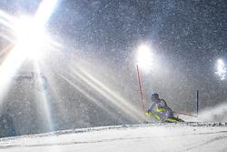 08.01.2019, Hermann Maier Weltcupstrecke, Flachau, AUT, FIS Weltcup Ski Alpin, Slalom, Damen, 1. Lauf, im Bild Lena Duerr (GER) // Lena Duerr of Germany in action during her 1st run of ladie's Slalom of FIS ski alpine world cup at the Hermann Maier Weltcupstrecke in Flachau, Austria on 2019/01/08. EXPA Pictures © 2019, PhotoCredit: EXPA/ Johann Groder