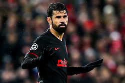 Diego Costa of Atletico Madrid - Mandatory by-line: Robbie Stephenson/JMP - 11/03/2020 - FOOTBALL - Anfield - Liverpool, England - Liverpool v Atletico Madrid - UEFA Champions League Round of 16, 2nd Leg