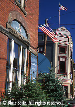 Historic Hawley, NE PA