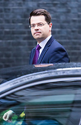 London, November 14 2017. Secretary of State for Northern Ireland James Brokenshire attends the UK cabinet meeting at Downing Street. © Paul Davey