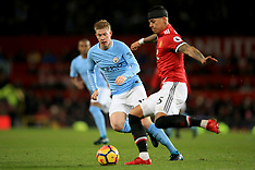 Man United v Man City 10 Dec 2017