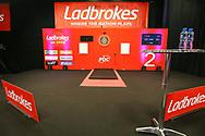 Stage 2 during the Ladbrokes UK Open at Stadium:MK, Milton Keynes, England. UK on 5 March 2021.