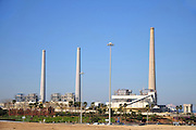 Israel, Hadera, The Hadera coal operated power plant