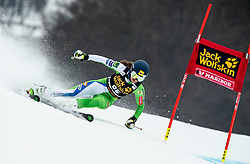 AJLEC Desiree of Slovenia competes during the 6th Ladies'  GiantSlalom at 55th Golden Fox - Maribor of Audi FIS Ski World Cup 2018/19, on February 1, 2019 in Pohorje, Maribor, Slovenia. Photo by Vid Ponikvar / Sportida