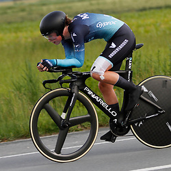 KNOKKE HEIST (BEL) July 10 CYCLING: <br /> 3th Stage Baloise Belgium tour Time Trial: Ilse Pluimers