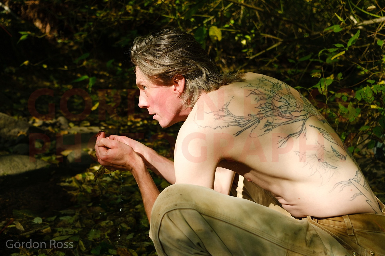 Tristan, Tattoo + You, A Photo Story of Body Ink