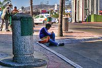 Guitar Player, Avenida Revolución, Tijuana
