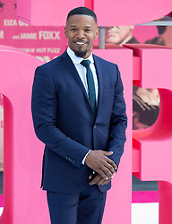 Jamie Foxx, CJ Jones and Edgar Wright attend the European Premiere of Baby Driver from the Film Red Carpet Arrivals at Cineworld, Leicester Square in London.<br /><br />21 June 2017.<br /><br />Please byline: Vantagenews.com