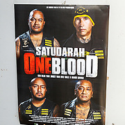 NLD/Amsterdam/20150618 - Voorvertoning Satudarah – One Blood documentaire,