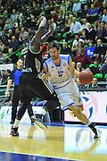 DESCRIZIONE : Eurocup 2013/14 Gr. J Dinamo Banco di Sardegna Sassari -  Brose Basket Bamberg<br /> GIOCATORE : Drake Diener<br /> CATEGORIA : Palleggio Penetrazione<br /> SQUADRA : Dinamo Banco di Sardegna Sassari<br /> EVENTO : Eurocup 2013/2014<br /> GARA : Dinamo Banco di Sardegna Sassari -  Brose Basket Bamberg<br /> DATA : 19/02/2014<br /> SPORT : Pallacanestro <br /> AUTORE : Agenzia Ciamillo-Castoria / Luigi Canu<br /> Galleria : Eurocup 2013/2014<br /> Fotonotizia : Eurocup 2013/14 Gr. J Dinamo Banco di Sardegna Sassari - Brose Basket Bamberg<br /> Predefinita :