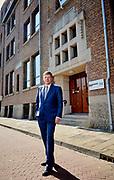 Frans Knüppe, algemeen Deken van de Nederlandse Orde van Advocaten