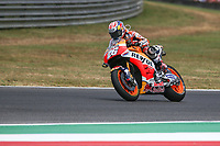 Dani Pedrosa of Spain and Repsol Honda Team during the MotoGP Italy Grand Prix 2017 at Autodromo del Mugello, Florence, Italy on 4th June 2017. Photo by Danilo D'Auria.<br /> <br /> Danilo D'Auria/UK Sports Pics Ltd/Alterphotos