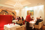 """""""Assinatura"""" restaurant in Lisbon in which Henrique Mouro is the executive chef and owner"""