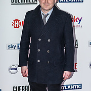 London,England,UK. 6th April, 2017. Rory Kinnear attends the UK premiere of Sky Original Production Guerrilla at The Curzon,Bloomsbury,London,UK. by See Li