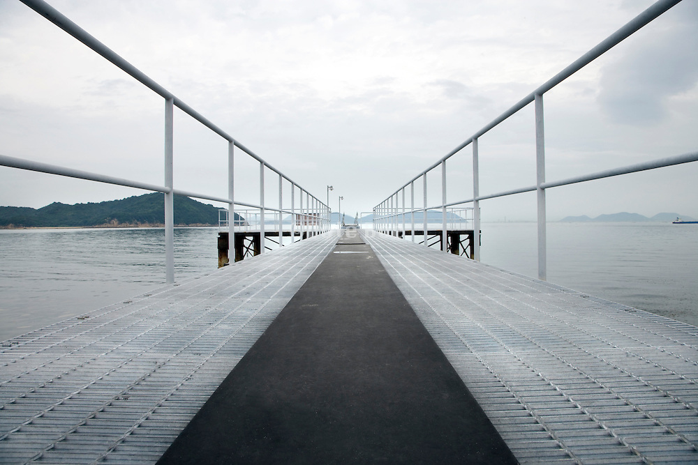 boat landing dock