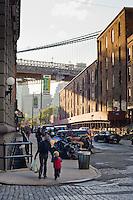 Dumbo in New York October 2008