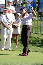 16 July 2006 Steve Elkington. The John Deere Classic is played at TPC at Deere Run in Silvis Illinois, just outside of the Quad Cities