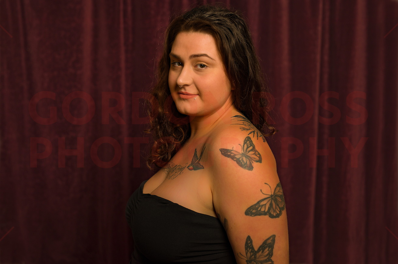 Elena, Tattoo + You, A Photo Story of Body Ink
