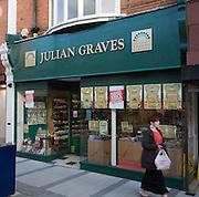 Julian Graves shop, Felixstowe