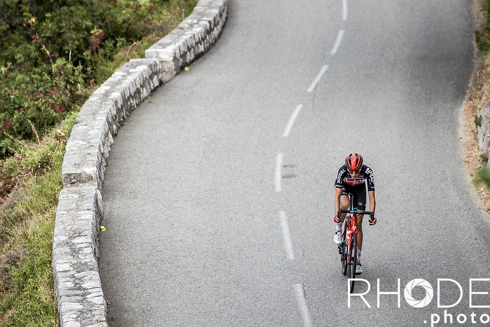 Lone Meertens (BEL/Lotto Soudal Ladies)<br /> <br /> 7th La Course by Le Tour de France 2020<br /> 1 day race from Nice to Nice 96km<br /> ©kramon