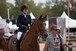 Dofort Brieanne, USA, Eagle Eye VDP<br /> De Kraal International 2017<br /> © Hippo Foto - Dirk Caremans<br /> 25/08/17