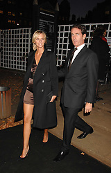 MALIN JOHNANSSON and TIM JEFFERIES at the Berkeley Square End of Summer Ball in aid of the Prince's Trust held in Berkeley Square, London on 27th September 2007.<br /><br />NON EXCLUSIVE - WORLD RIGHTS