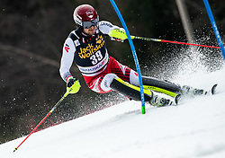 STROLZ Johannes of Austria during the Audi FIS Alpine Ski World Cup Men's Slalom 58th Vitranc Cup 2019 on March 10, 2019 in Podkoren, Kranjska Gora, Slovenia. Photo by Matic Ritonja / Sportida