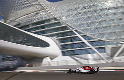 November 23, 2018 - Abu Dhabi, United Arab Emirates - during the 2018 Formula One World Championship, Abu Dhabi Grand Prix from November 22 to 25  in Yas Marina - Photo Francois Flamand / DPPI Motorsports: FIA Formula One World Championship 2018, Grand Prix of Abu Dhabi, World Championship;2018;Grand Prix;Abu Dhabi,  , #9 Marcus Ericsson (SWE, Sauber F1 Team) (Credit Image: © Hoch Zwei via ZUMA Wire)