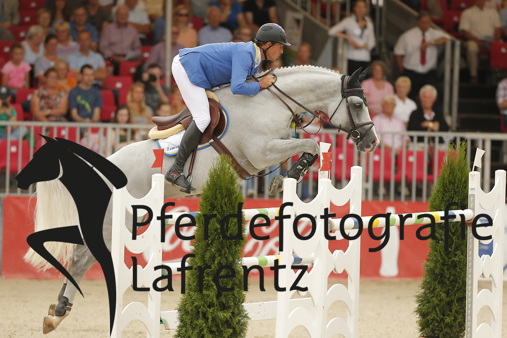 Ahlmann, Christian, Cornado II<br /> Münster - Turnier der Sieger<br /> Grosse Tour<br /> © www.sportfotos-lafrentz.de/ Stefan Lafrentz