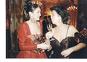 Alexandra de Turckheim, baron Philipede Turckheim 1996 Crillon Debutants' Ball hotel de Crillon, Paris 30 Nov 96© Copyright Photograph by Dafydd Jones 66 Stockwell Park Rd. London SW9 0DA Tel 020 7733 0108 www.dafjones.com