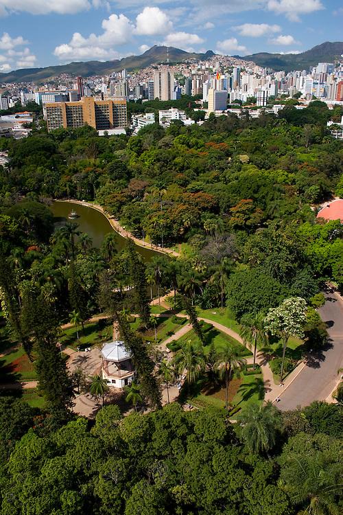 Belo Horizonte_MG, Brasil...Parque Municipal Americo Renne Giannetti no centro de Belo Horizonte, Minas Gerais...The Americo Renne Giannetti Municipal Park in Belo Horizonte, Minas Gerais...Foto: BRUNO MAGALHAES / NITRO