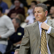 Head Coach Donnie Jones during their game against Louisiana at the UCF Arena on December 15, 2010 in Orlando, Florida. UCF won the game79-58. (AP Photo/Alex Menendez)