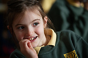 12/11/2018 Repro free: Galway Science and Technology Festival, the largest science event in Ireland, runs from 11-25 November featuring exciting talks, workshops and special events. Full programme at GalwayScience.ie. <br /> Emma Nic Clogaín  from Scoil Fhursa who learned all about rockets and force and wind power . Photo:Andrew Downes, Xposure.