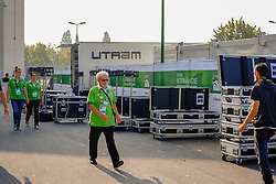 The day after - Alltech FEI World Equestrian Games™ 2014 - Normandy, France.<br /> © Hippo Foto Team - Dirk Caremans<br /> 07/09/1