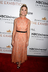 Joanne Froggatt attending 'Downton Abbey: The Exhibition' Gala Reception on November 17, 2017 in New York City, NY, USA. Photo by Dennis Van Tine/ABACAPRESS.COM
