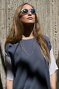 Photo: MIGUEL PEREIRA for POL DESIGN.<br /> Stlyling: PAULA DE ANDRÉS<br /> Model: MARTA FONTECHA<br /> Make-up: JEN BARREIRO<br /> Photo & Style Assistant: GUILLERMO CASAR<br /> Sunglasses: TIWI (@TIWIWORLD)<br /> Shoes: ANA MATT