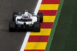 August 25, 2017 - Spa, Belgium - 18 STROLL Lance from Canada of Williams F1 during the Formula One Belgian Grand Prix at Circuit de Spa-Francorchamps on August 25, 2017 in Spa, Belgium. (Credit Image: © Xavier Bonilla/NurPhoto via ZUMA Press)