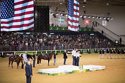 Mandy Mccutcheon, (USA), Flarida Shawn, (USA), Fappani Andrea, (USA) - Individual Final Comptetition - Alltech FEI World Equestrian Games™ 2014 - Normandy, France.<br /> © Hippo Foto Team - Jon Stroud<br /> 30-08-14
