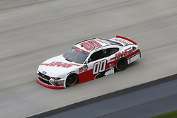 October 5, 2018 - Dover, Delaware, United States of America - Cole Custer (00) takes to the track to practice for the Bar Harbor 200 at Dover International Speedway in Dover, Delaware. (Credit Image: © Justin R. Noe Asp Inc/ASP via ZUMA Wire)
