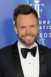June 14, 2017 - New York, NY, USA - June 14, 2017  New York City..Joel McHale attending the 2017 Fragrance Foundation Awards at Alice Tully Hall on June 14, 2017 in New York City. (Credit Image: © Kristin Callahan/Ace Pictures via ZUMA Press)