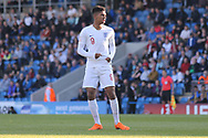 Tyreece John-Jules of England (9) during the UEFA European Under 17 Championship 2018 match between England and Israel at Proact Stadium, Whittington Moor, United Kingdom on 4 May 2018. Picture by Mick Haynes.