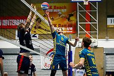 20151210 NED:  ARBO Rotterdam - Landstede Volleybal, Rotterdam