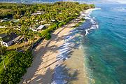 Laniakea Beach, North Shore, Oahu, Hawaii