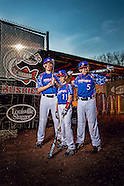 Baseball Youth Posed