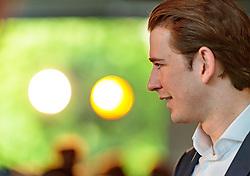 19.04.2018, Getreidegasse, Salzburg, AUT, Landtagswahl in Salzburg 2018, OeVP Wahlkampfschlussveranstaltung, im Bild Bundeskanzler Sebastian Kurz (OeVP) // Austrian Federal Chancellor Sebastian Kurz during a campaign event of the OeVP Party for the State election in Salzburg 2018. Getreidegasse in Salzburg, Austria on 2018/04/19. EXPA Pictures © 2018, PhotoCredit: EXPA/ JFK
