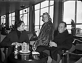 1954 Rosemary Clooney and Jose Ferrer on a visit to Ireland