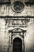 St. Saviour Church, old town Dubrovnik, Dalmatian Coast, Croatia